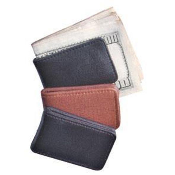 Magnetic Money Clip, Wallet, Asst, 1.75X3 - 1 Pkg