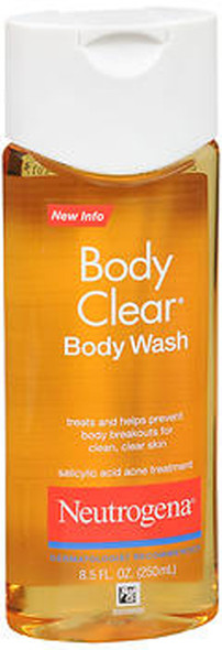 Neutrogena Body Clear Body Wash - 8.5 oz