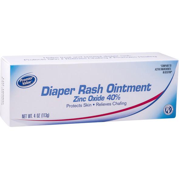 Premier Value Diaper Rash Ointment - 4oz
