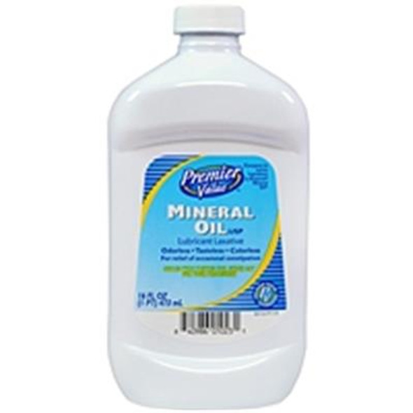 Premier Value Mineral Oil - 16oz