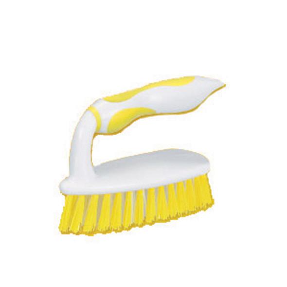 O Cedar Easy Grip Counter Scrub Brush - 1 Pkg