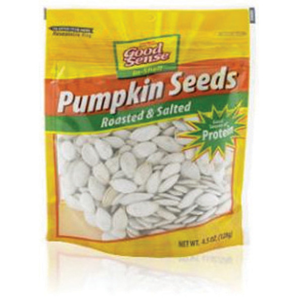 Pumpkin Seeds Salted In Shell Snacks, 4.5 oz - 1 Bag