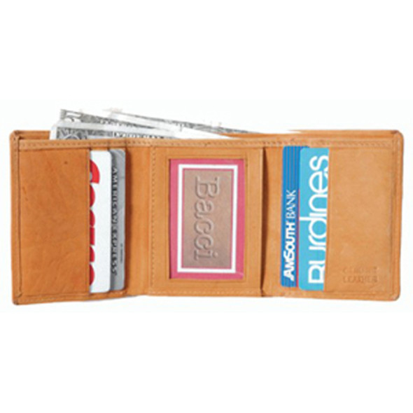 Men's Trifold Wallet - 1 Pkg