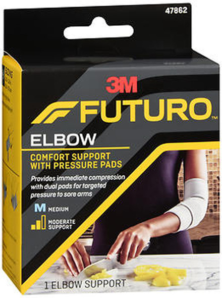 Futuro Elbow Support With Pressure Pads Medium - Each