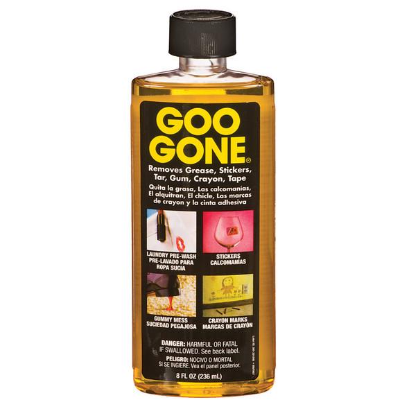 Goo Gone Cleaner, 8 oz - 1 Pkg