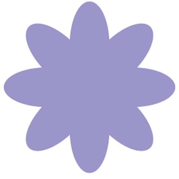 Ceramcoat Acrylic Paint, Gp Purple, 2 oz - 1 Pkg