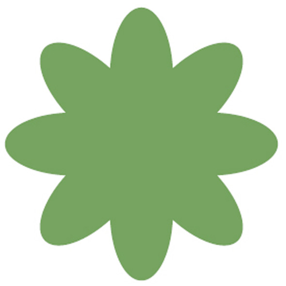 Ceramcoat Acrylic Paint, Leaf Green, 2 oz - 1 Pkg