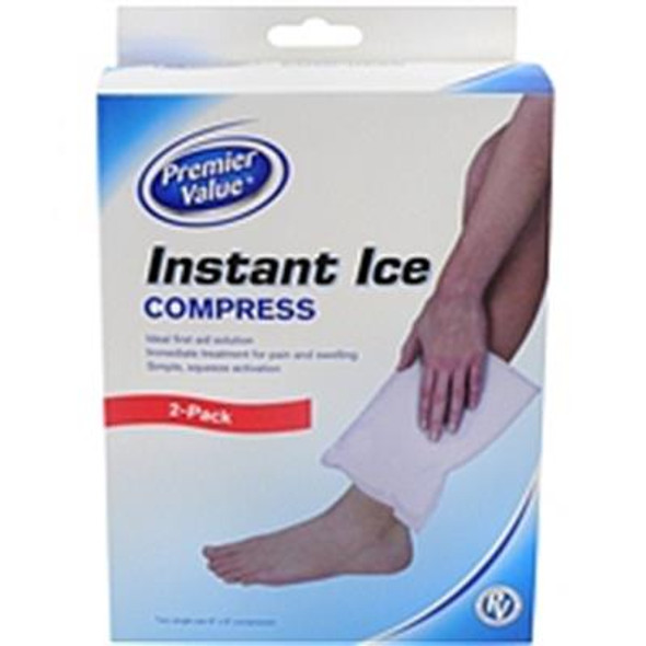 Premier Value Instant Cold Twin Pack - 2ct