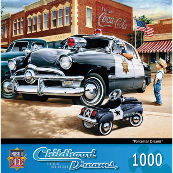 Childhood Dreams Puzzle Asst, 1000 Pc - 1 Pkg