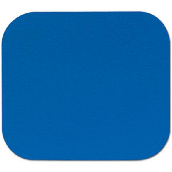 """Mouse Pad, Blue, 3/6X9"""" - 1 Pkg"""