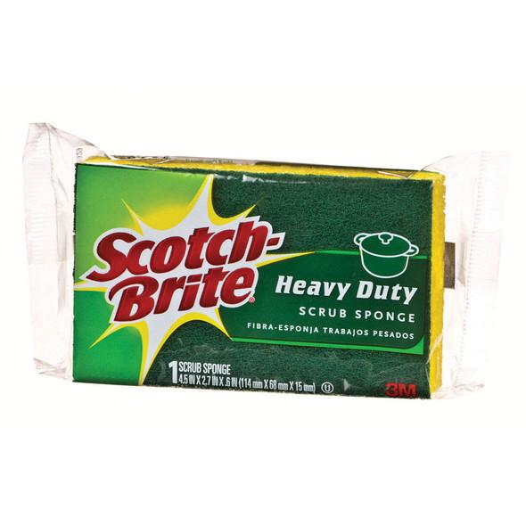 Scotch-Brite Kitchen Scrub Sponge - 1 Pkg