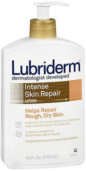 Lubriderm Intense Skin Repair Body Lotion - 16 oz