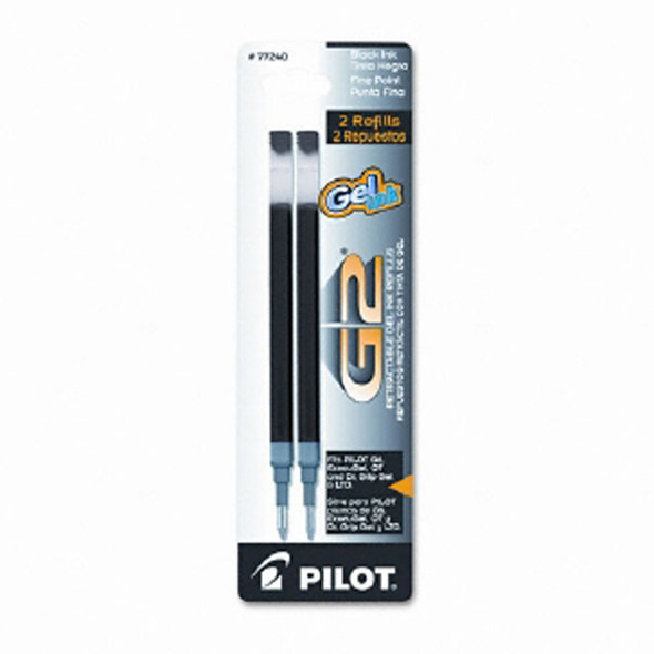 G2 Pen Refill, Black, Fine - 1 Pkg