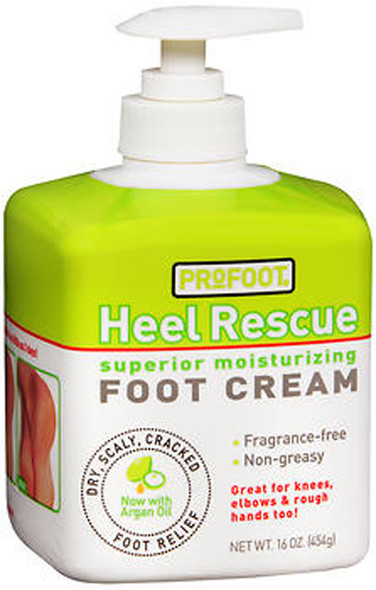 Profoot Heel Rescue Superior Moisturizing Foot Cream - 16 oz