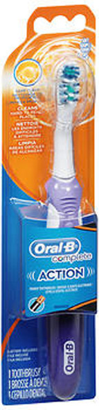 Oral-B Complete Action Power Toothbrush Deep Clean Soft - One Each