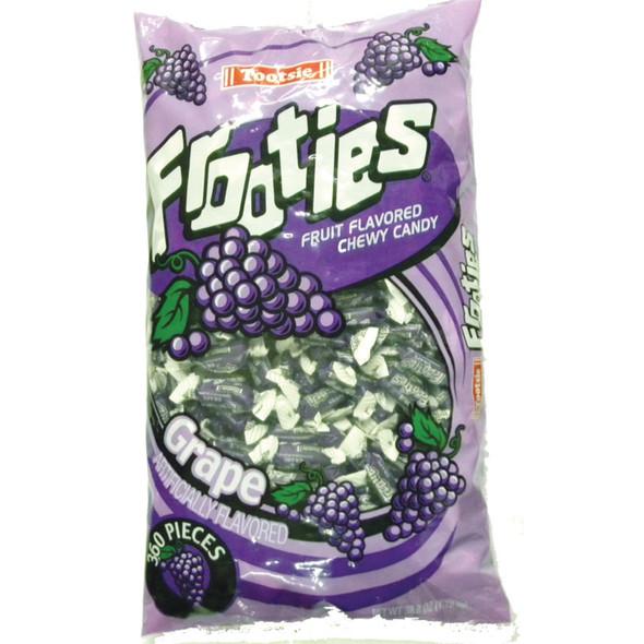 Tootsie Frooties, Grape, 360 Ct