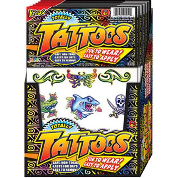 Totally Glowing Tattoos - 1 Pkg