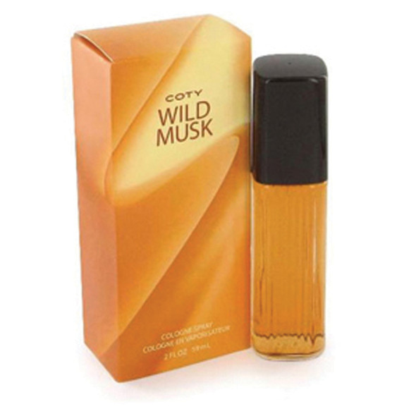 Wild Musk Cologne Spray Women, 1.5 oz