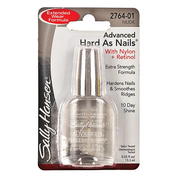 Sally Hansen Advanced Hard As Nails Nail Polish, Nude - 1 Pkg