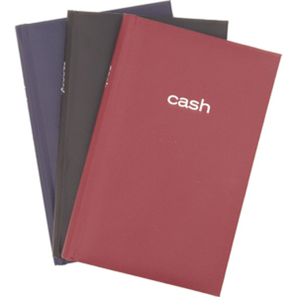 "Cash Ledger Book, 5X8"" - 1 Book"