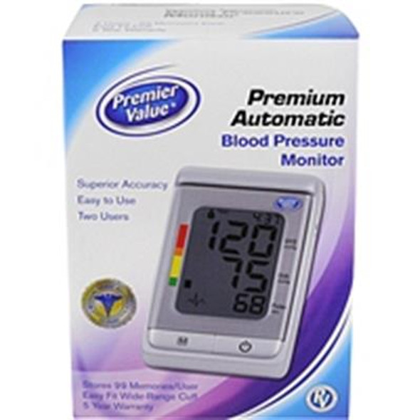 Premier Value Blood Pres. Monitor - 1ct