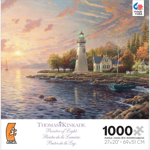 Thomas Kinkade Puzzle, Asst - 1000pc