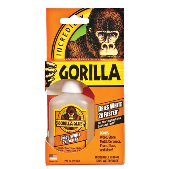 Gorilla Glue Fast Cure, 2 oz - 1 Pkg