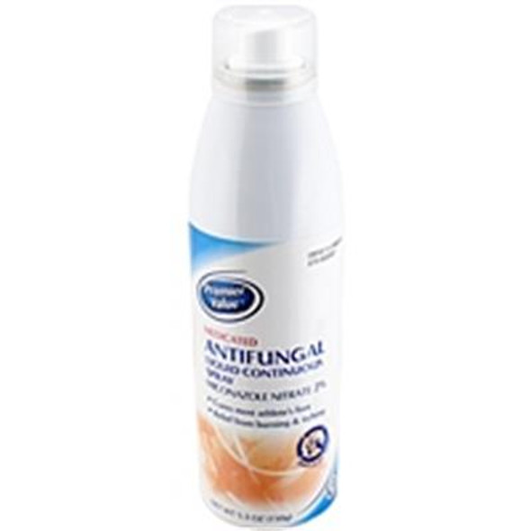 Premier Value Miconazole Spray Liquid - 5.3oz
