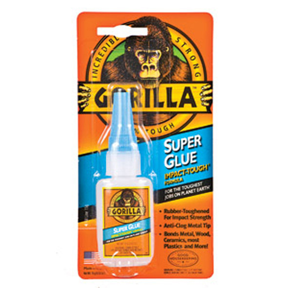 Gorilla Super Glue, 0.53 oz - 1 Pkg
