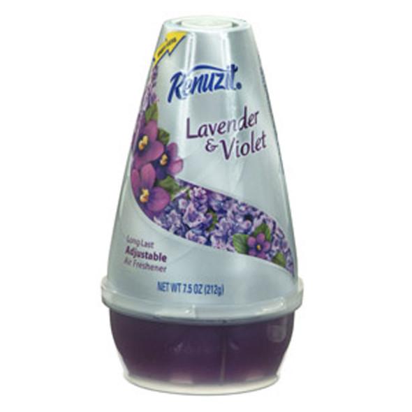 Renuzit Adjustable, Air Freshener, Fresh Lavender, 7.5 oz - 1 Pkg