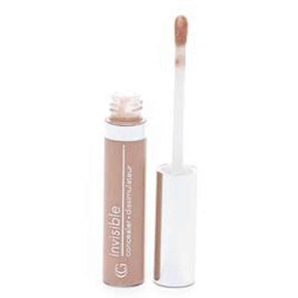 Covergirl Invisible Cream Concealer, Light - 1 Pkg