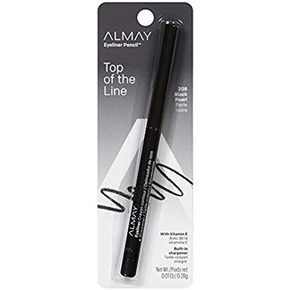 Almay Intense I Color Eyeliner, Black Pearl  - Each