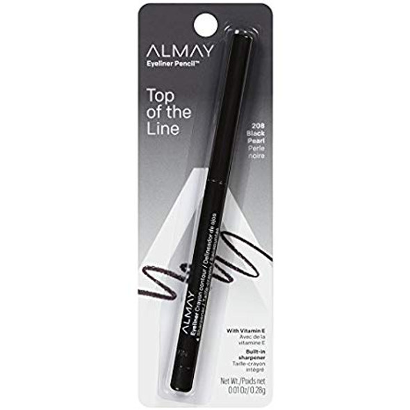 Almay Intense I Color Eyeliner, Black Pearl  - Each