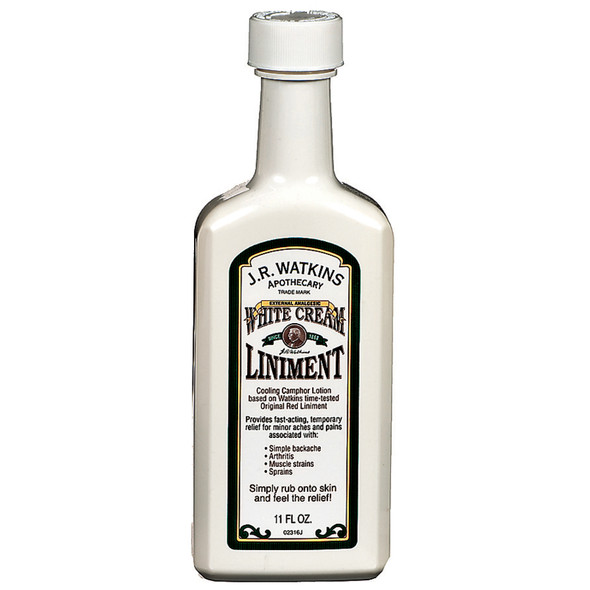 Watkins White Cream Liniment, 11oz - 1 Pkg