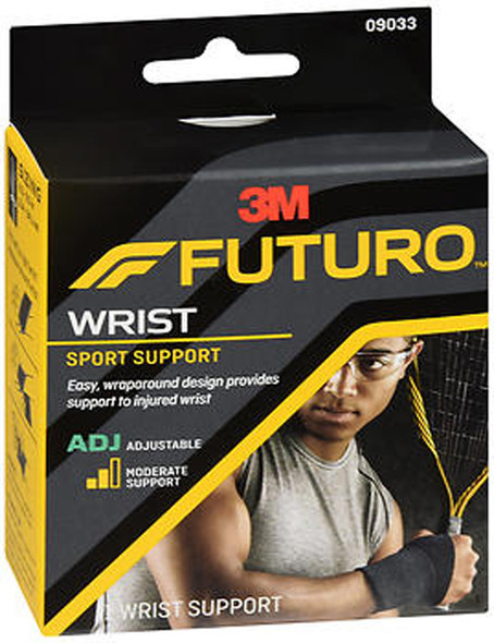 Futuro Sport Wrist Support Adjust To Fit - Each
