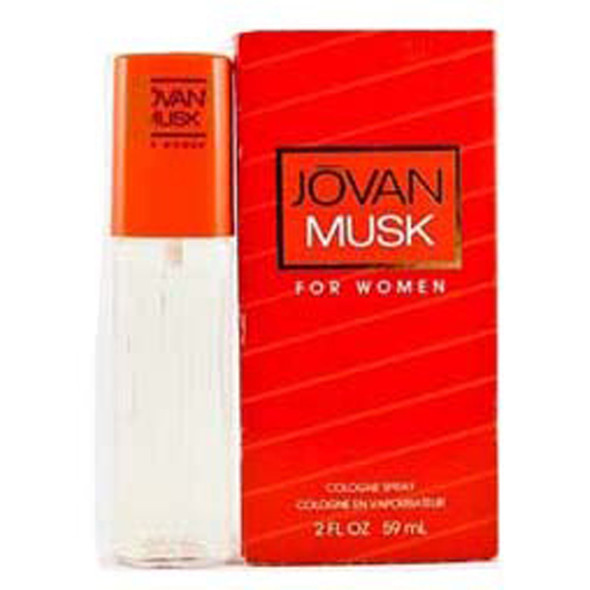 Jovan Musk Cologne Spray Women, 2 oz