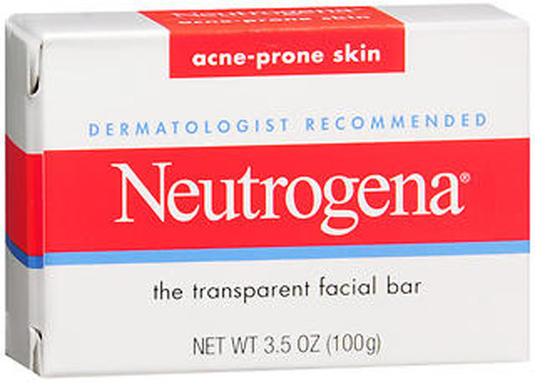 Neutrogena Transparent Facial Bar - 1 Bar
