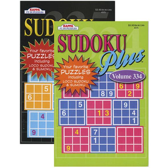 Sudoku Puzzle-Digest Size, 128 page