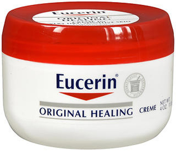 Eucerin Original Healing Soothing Repair Creme - 4 oz