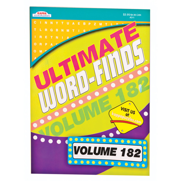 Ultimate Word Finds, 96 page