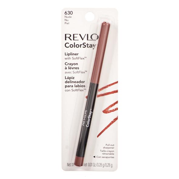 Revlon Colorstay Lipliner, Nude - Each