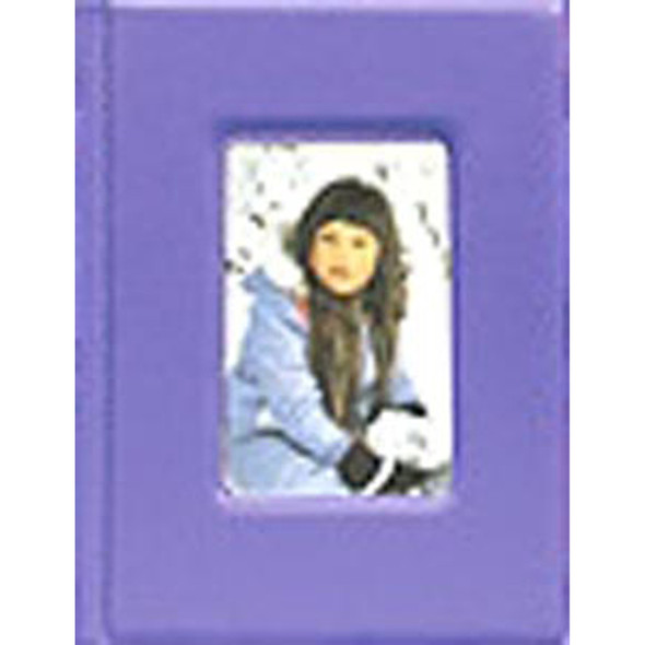 Mini Frame Photo Album, Asst, 24 Photo
