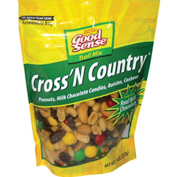 Cross 'N Country Mix Snacks, 8 oz - 1 Bag