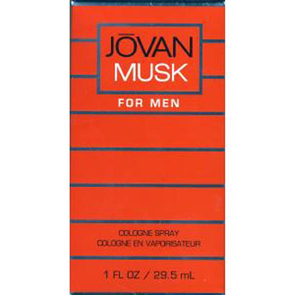 Jovan Musk Men's Cologne Spray, 1oz - 1 Pkg