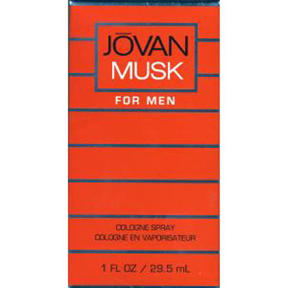 Jovan Musk Men's Cologne Spray, 1oz - 1 Pkg