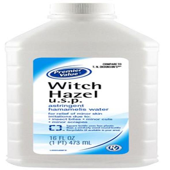 Premier Value Witch Hazel - 16oz