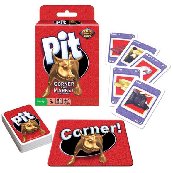 Pit Card Game - 1 Pkg