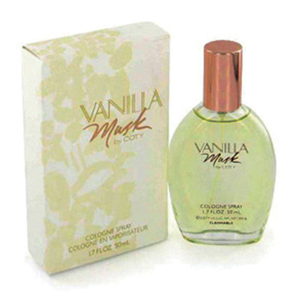 Coty Vanilla Musk Cologne Spray, 1oz - 1 Pkg