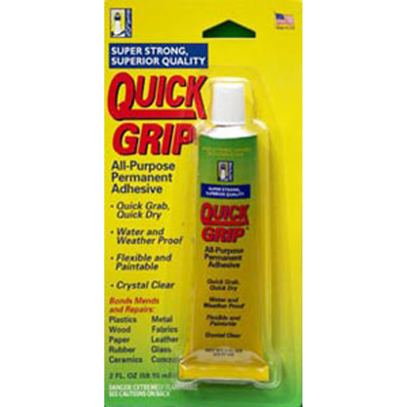 Quick Grip, All Purpose Adhesive, 2 oz