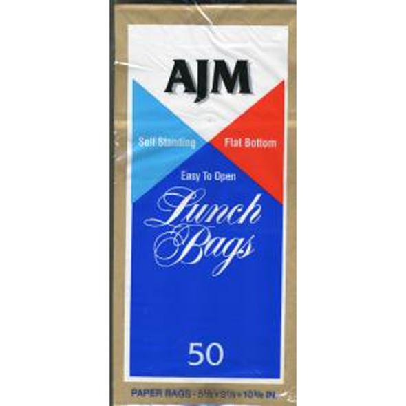 Lunch Bag, Brown, 50 Ct - 1 Pkg